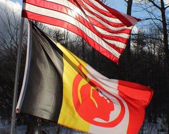 3' x 5' AIM Flag