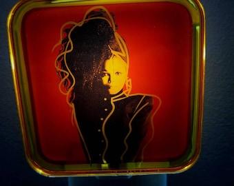 Janet Jackson Night Light