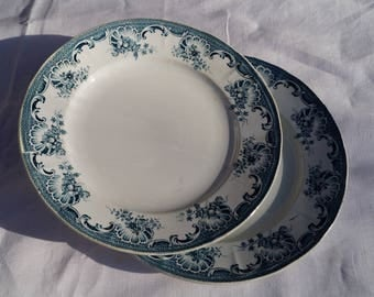 Plates St Amand