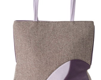 Tote Bag with iPad Compartment