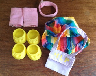 Vintage My little pony clothes outfit 1980s