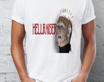 Hellraiser - horror - film - movie - t-shirt