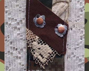 Military Prayer Pocket Bookmark