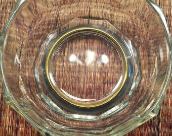 Vintage Italian Centerpiece Bowl