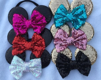 Baby Minnie Mouse Ears