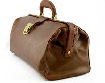 Genuine Leather Doctor Bag
