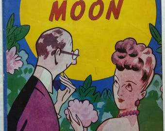 Full Moon by P. G. Wodehouse – (1947) 1st Edition, Near Fine Condition