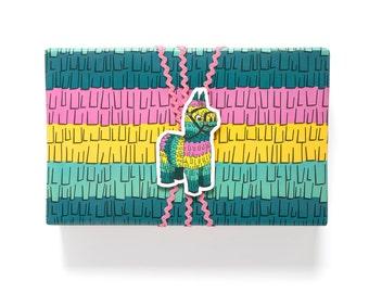Pinata Gift Wrap