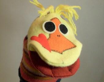 wool puppet named Gourd
