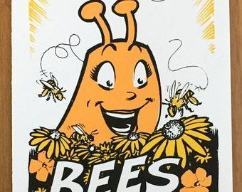 Bees - Stuff I Like series