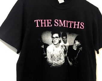 The Smiths T-Shirt - Black