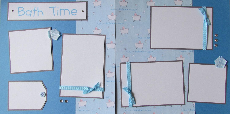 Baby scrapbook ideas uk -  14 50