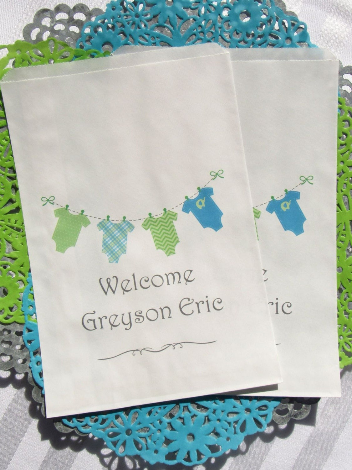baby shower favor bags baby shower baby shower favors