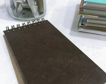 Chocolate Brown Memo Pad