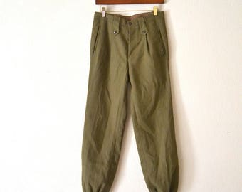 Spanish Army/Military Pants