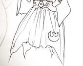 RESERVED Custom Leia Lolita