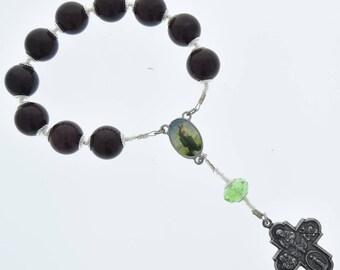 Keepsale Rosary memorial bracelet