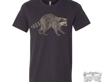 Mens RACCOON T Shirt s m l xl xxl (+ Color Options)