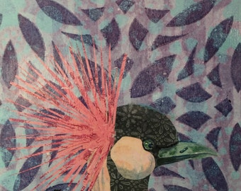 Bird head -Print