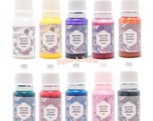 Resin Pigment - Colorant Pigment Dye for Resin Coloring - 10g | UV Resin | Acrylic Paint