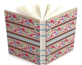 Flower Stripe Journal - h...