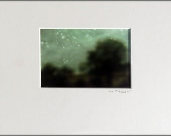 Dreamscape -mounted print