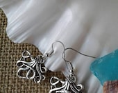 Octopus Earrings