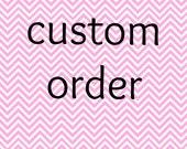 Custom Listing for lamsood, 4x6 Painted Wood Frame