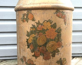 Large Old Milk Can