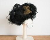 Vintage 1940s Hat - 40s Tilt Hat - The Katerina