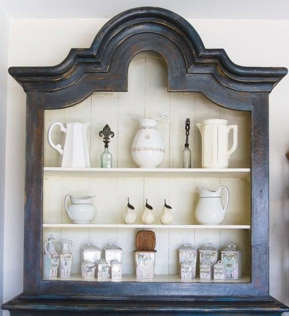 Vintage German Canister Set, White kitchen Canister set, White with Gold Lettering Canister Set, collectors Canister Set