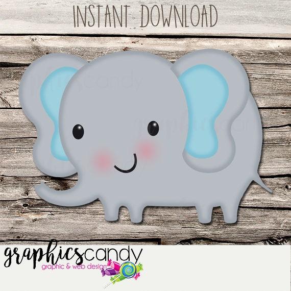 Baby Elephant Decoration