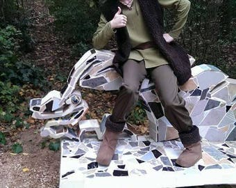 Hiccup cosplay