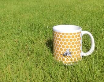 SAVE THE BEES...Ceramic Mug