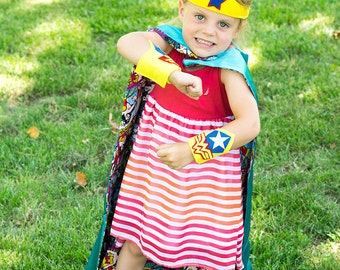 Wonder Woman Crown