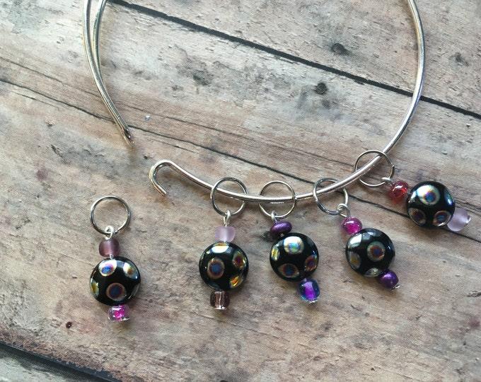 Stitch Marker Bracelet - Luna Lovegood