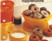 Vintage Beat the Blahs Recipe Ideas from Tupperware Booklet, 1980