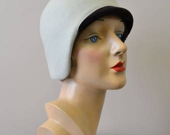 1960s Mr. Richard Gray Cloche Hat