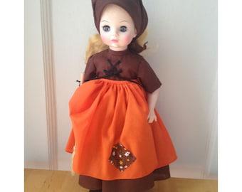 Poor Cinderella Madame Alexander Doll