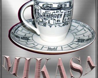 "Mikasa Ultima ""Parisian Scenes."""