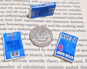 Miniature Book / Catch-22 by Joseph Heller / Tiny Book / 1:6 sixth scale mini book / playscale / Vintage Library / American Fiction / Satire