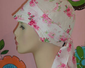 Cancer Cap Chemo Hats for Hair Loss (For Size Guide, See 'Item Details' under Photos) MEDIUM