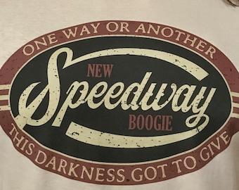 New Speedway Boogie T shirt Dead Inspired parody lot tee / Mongo Arts / Deadhead  Tshirt / Hippie Tees / Womens Bella Junior Fit Lot T Shirt