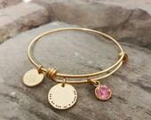 Morse Code Bracelet - Sister Bracelet - Morse Code Bangle - Sister Gift - Best Friend Bracelet -Best Friend Gift - Sister Bangle