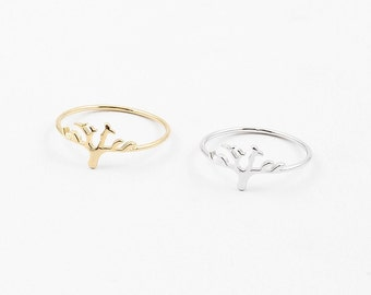Tree of life rings, tree of life, Silver Tree of Life ring. Gold ring with tree and branches. Gift for her. tree ring, originial tree ring