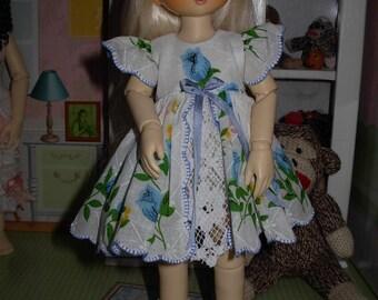 Hanky Dress fits Little Fee, Goodreau Holly