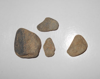 1980s Cavern Rocks Tennessee Tuckaleechee Caverns found objects stones pebbles jewelry supply Free USA Ship