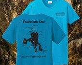 RIVER MAP T Shirts - Ladi...