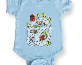 Car Baby Shower Gift Race Car Baby Shower Gift. Car Onesie for Baby Boy Car Party. Race car Onesie for Baby Boy Car Shower