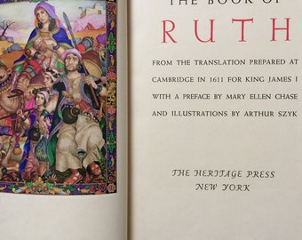 1940s Book of Ruth